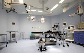 Sala operaciones Hospital Medicana