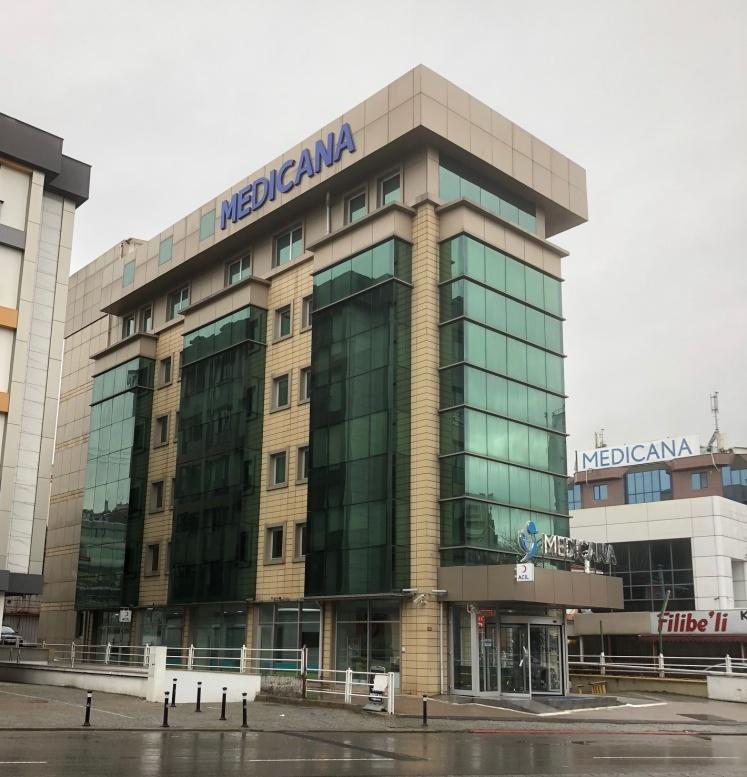 Medicana Çamlica Hospital