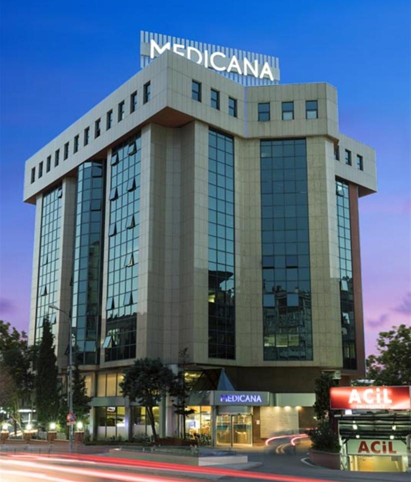 Medicana Hospital Building