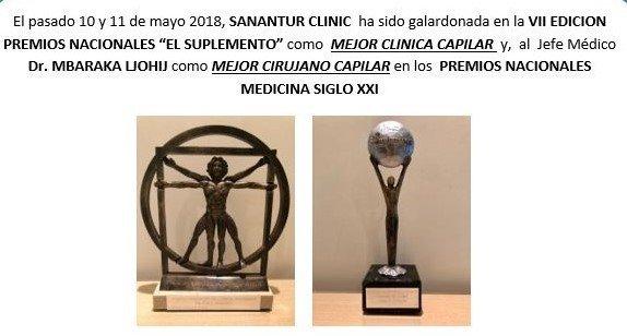Galardones premio medicina