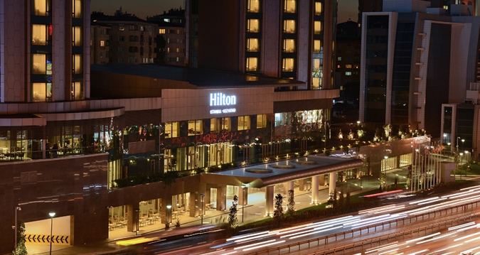 Hilton Hotel in Istanbul