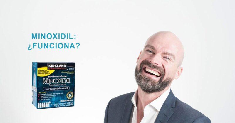 Efectos secundarios de Minoxidil