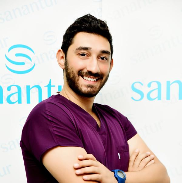 Técnico de Sanantur Clinic
