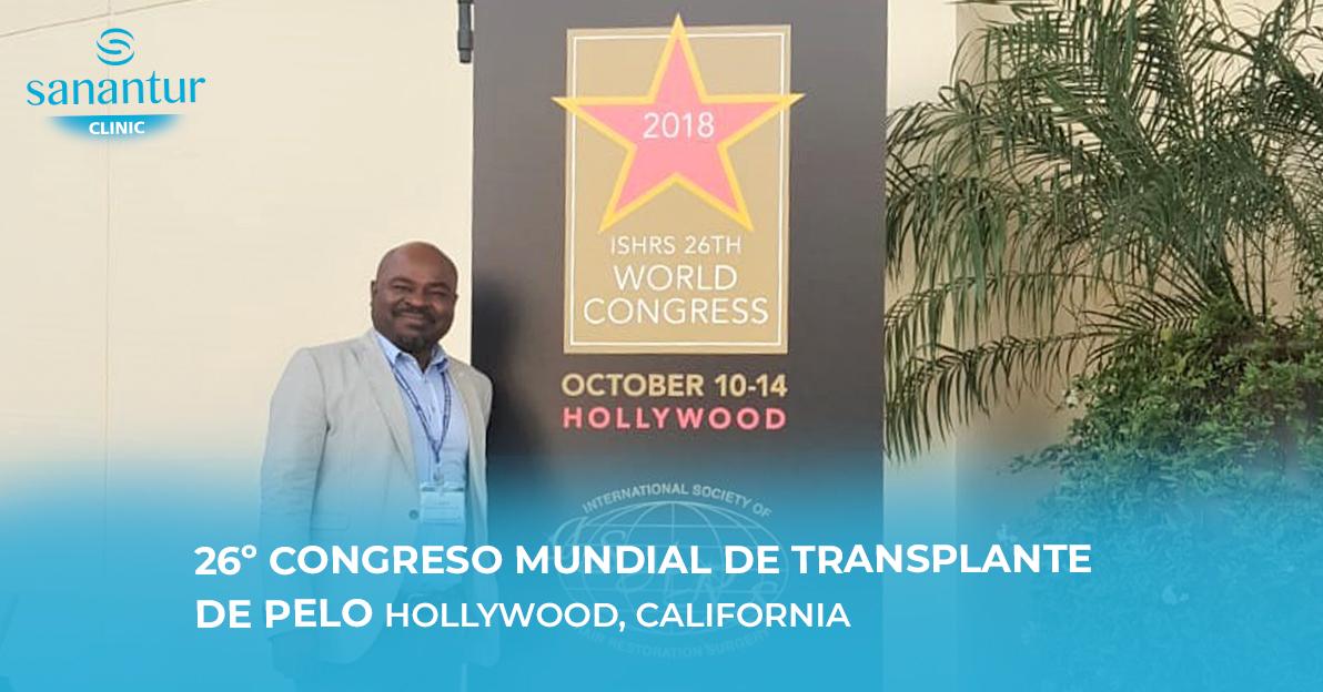 26º congreso mundial de Trasplante de Pelo