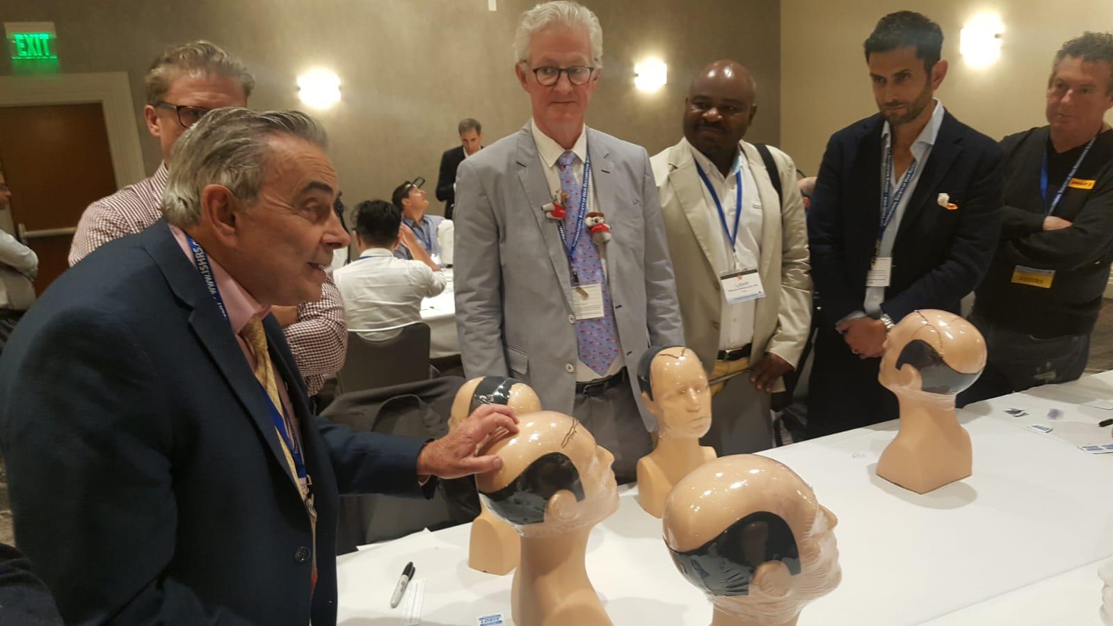 XXVI congreso mundial de trasplante capilar