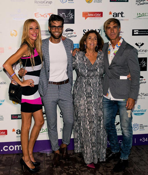 Photocall gala WonderGay