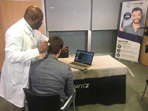 Diagnóstico capilar gratuito