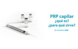 qué es el prp capilar