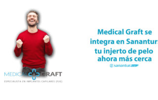 medical graft se integra en Sanantur